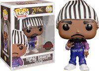 Tupac - Tupac Overalls US Exclusive Pop! Vinyl [RS]-FUN45433-FUNKO