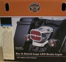 Harley-Davidson 68086-08 LED Tail Light Chrome smoked Schlussleuchte Rücklicht