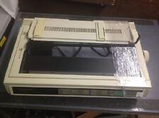 Panasonic KX-P3696 Printer Dot Matrix Missing Top Paper Tray