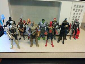 Marvel Action Figures lot