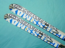 Salomon CrossMax 08 W Pilot Skis 160cm w/ Salomon s810 Ti Pilot Int. Bindings ❅