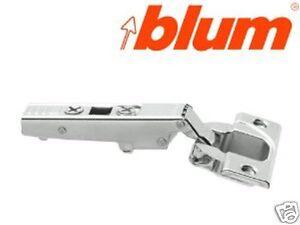 BLUM CLIP-TOP HINGE 110° Overlay Application SPRUNG HINGE 71T3550 (70T355)