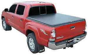 """Truxedo 556901 72"""" Bed Lo Pro QT Roll Up Tonneau Cover for Toyota Tacoma"""