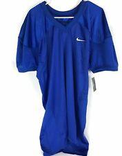 Nike Mesh Football Practice Jersey 535703 493 Mens Size XL Blue