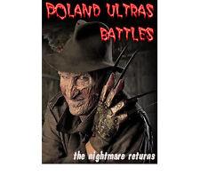9 DVD PACK  POLISH ULTRAS BATTLES (POLAND,TIFO,ULTRA,LECH,LEGIA,WISLA,CRACOVIA)