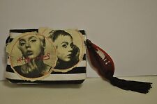 Andy Warhol Loop Wallet Coin Purse Accessory Edie Sedgwick Preowned