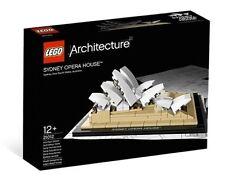 LEGO 21012 - ARCHITECTURE - SYDNEY OPERA HOUSE - NUOVO - MISB