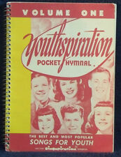 Youthspiration Pocket Hymnal: Songs for Youth  Volume One (Spiral-bound )