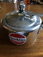 Hawkins Classic 2-Liter Aluminum Pressure Cooker Cooking for 2-3 Persons CL20