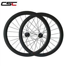 Road Disc brake hub 50mm Tubular Road/ Cyclocross carbon disc wheels