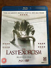 THE LAST EXORCISM ~ 2010 Eli Roth Demonic Possession Horror | UK Blu-ray