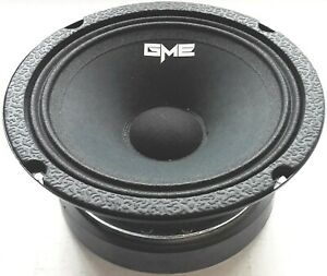MEDIO ALTO MID RANGE ALTOPARLANTE 200mm 20CM 4OHM 500W MAX WOOFER CASSA GME