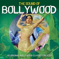 The Sound Of Bollywood - 40 Original Bollywood Classics (2CD 2013) NEW/SEALED