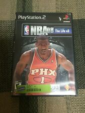 PS2 NBA 08 The Life V3 No Manual