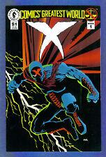 Comics Greatest World X (Week 1) - 1993 Dark Horse - Regular Edition (vf)