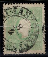 P126347/ AUSTRIA – MI # 12 II USED SIGNED CV 200 $