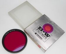 B+W 62E 091 Dark Red Filter .......... Minty w/Box