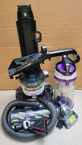 BISSELL 22543 Cleanview Swivel Rewind Pet Vacuum & Carpet Cleaner - Purple