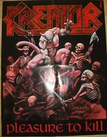 ⭐⭐⭐⭐   KREATOR  ⭐⭐⭐⭐  PARKWAY DRIVE  ⭐⭐⭐⭐ 1 Poster  ⭐⭐⭐⭐ 45 x 58 cm ⭐⭐⭐⭐