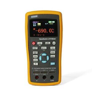 ET430B Handheld LCR Meter LCR Tester Capacitance Inductance Meter 10KHz 0.3% tps