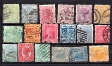 Australia QV States used collection WS15009