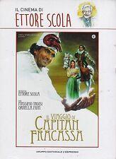 Dvd **IL VIAGGIO DI CAPITAN FRACASSA** di Ettore Scola con M.Troisi O.Muti 1990