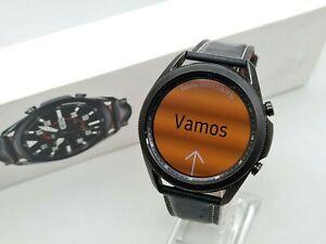 Smartwatch SAMSUNG GALAXY WATCH 3 SM-R840 45mm Mystic Black