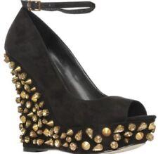 Carvela/Topshop Gigi Studded peep toe Wedges / Shoes BNIB Size 38Eur/5UK