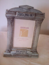 VANMARK  4 X 6 PHOTO FRAME Knowledge Conquers All Things NEW In BOX VTC2072115