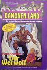 Dämonen-Land, Der Werwolf, Hivar Kelasker, Nr.: 2, Bastei Verlag, Zustand: 1