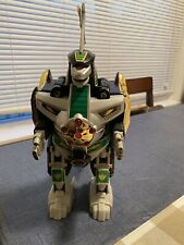 New listing Mighty Morphin Power Rangers 1993 Bandai Deluxe Dragonzord Figure -Used