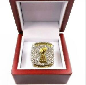 NEW 2020 Fantasy Football League Champion FFL Winner Trophy Ring 11S with box