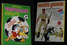 ***TOPOLINO N. 965*** 26 MAGGIO 1974 - CON BOLLINO