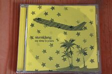 Sternklang – My Time Is Yours - 11 tracks Boitier neuf CD