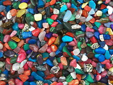 TUMBLED POLISHED GEMSTONE MIX #3 - Over 1000 Carats and 100+ Gemstones