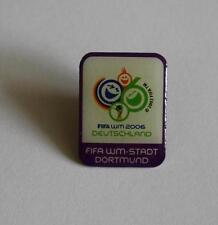 FIFA WM Stadt 2006 Dortmund Pin / Anstecker