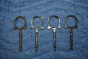 1912 1913 1914 1915 1916 FORD Model T New Old Stock Hood Hooks