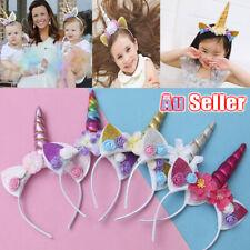 Children Funny Unicorn Headband Selling AZ Cute Halloween