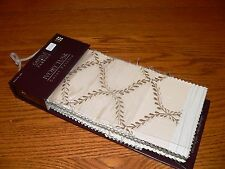 "Carole Fabrics ""Ivory Tusk"" Color Palette Fabric Sample Swatch Book #886"
