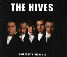 The Hives (CD2) - Hate To Say I Told You So (2002 CD Single)