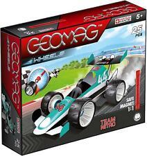 Geomag 711 - Wheels Green, 25 pcs