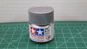 Tamiya Acrylic Paint (MINI'S) 10ml Bottles X-1 to X-35 Colors/Gloss
