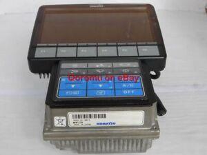 Komatsu Monitor 7835-31-3017 For PC78US-8 PC138US-8 PC160LC-8 PC195LC-8
