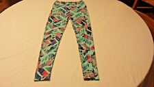 LuLaRoe Leggings- OS One Size- Mint Green, Purple, Red