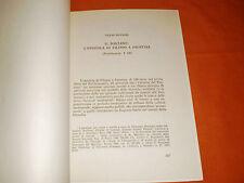 giulio puccioni g. pontano: l'epistola di filippo a faustina estratto 1975