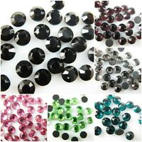 6mm SS30Wholesale Mixed Faltback Hotfix Iron Sewing Decorate Crystal Rhinestone