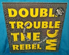 """Double Trouble & The Rebel MC-Just Keep Rockin' (Sk'ouse Mix 12"""") Vinyl Record"""