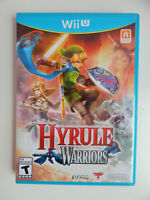 Hyrule Warriors Game in Case! Nintendo Wii U