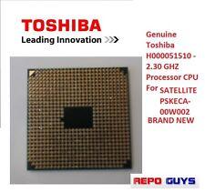 Genuine Toshiba H000051510 - 2.30 GHZ Processor CPU For SATELLITE PSKECA-00W002