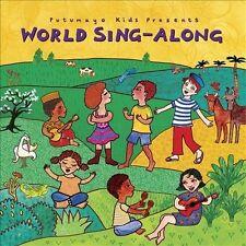 Putumayo Kids Presents: World Sing-Along [Digipak] Putumayo Kids (CD,Nov-2012